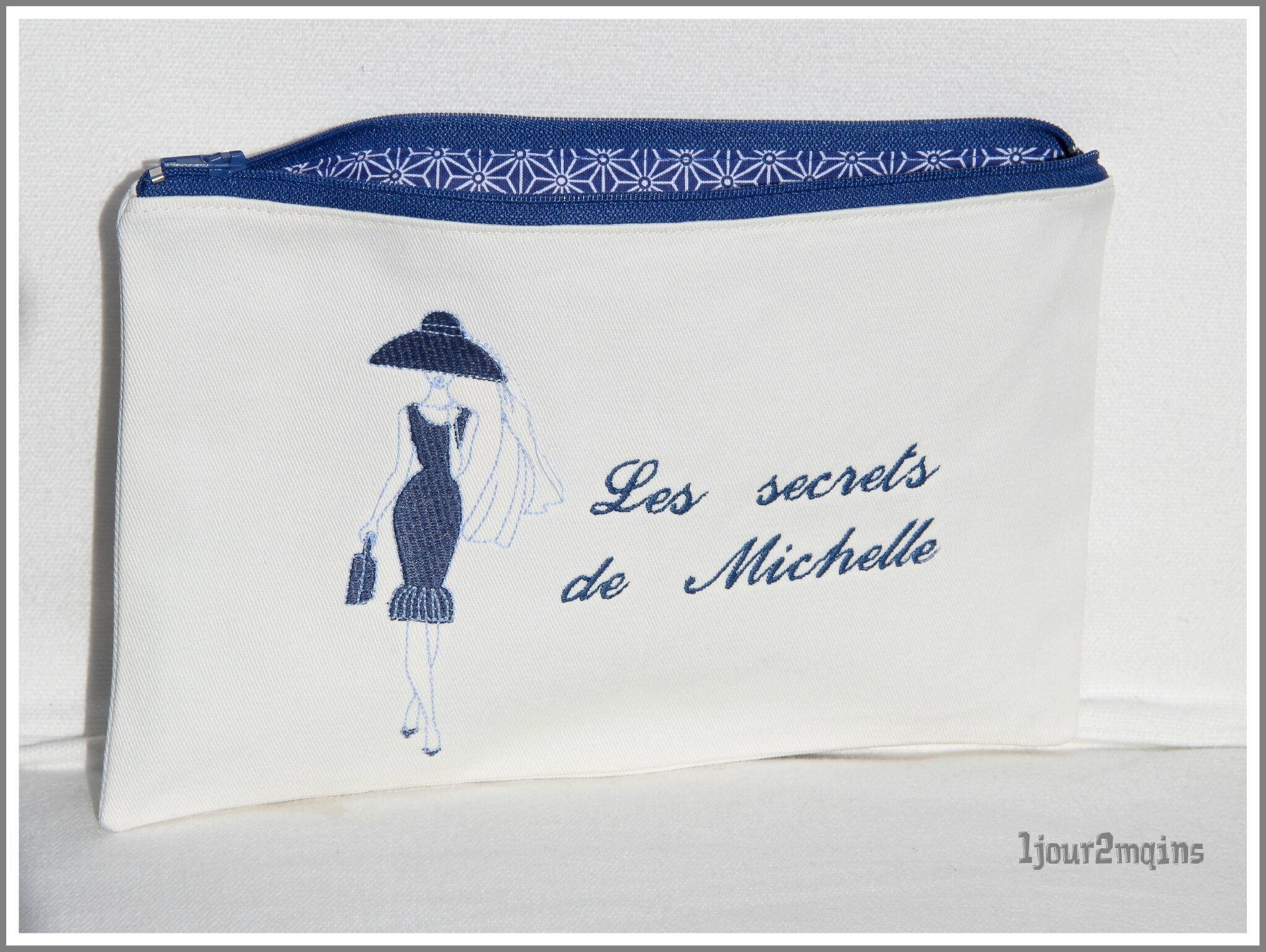 trousse pochette secrets michelle