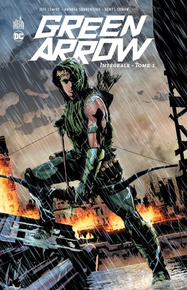 green arrow intégrale 01