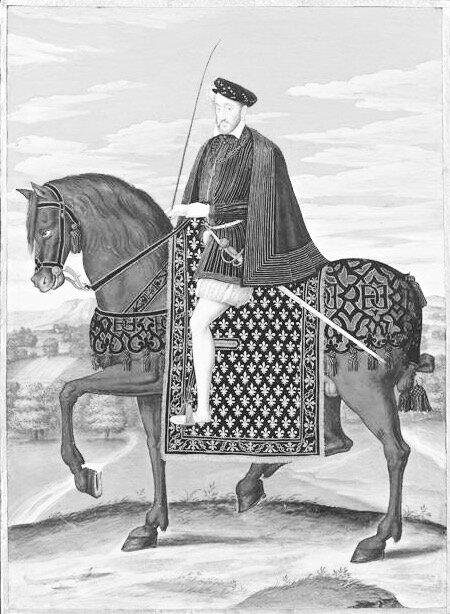 Henri II n&b - 1