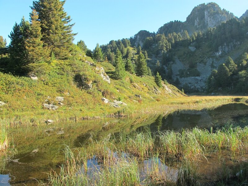 Lac des Pourettes