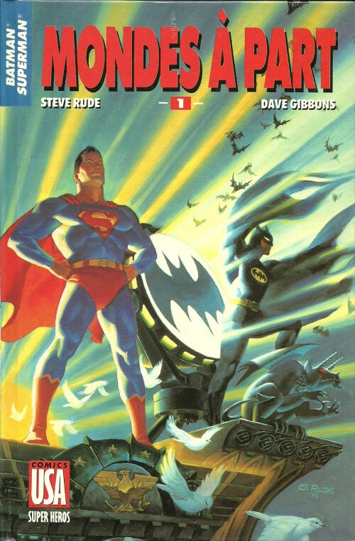 comics USA batman superman mondes à part 01