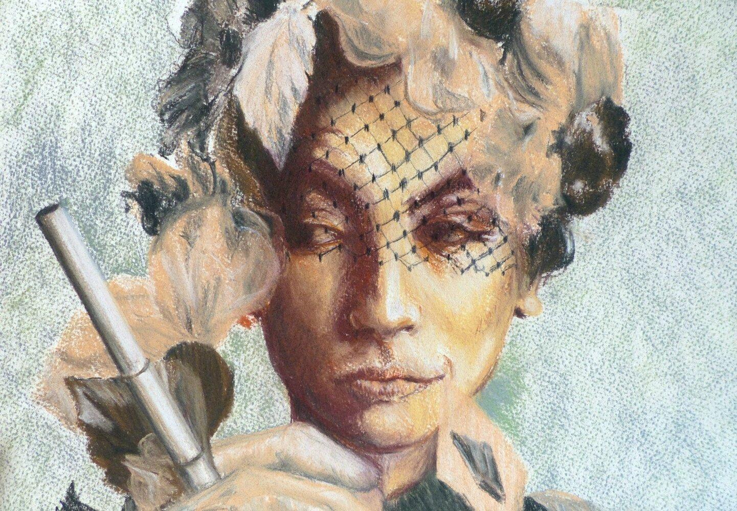 Portrait-pastel-carre-conte