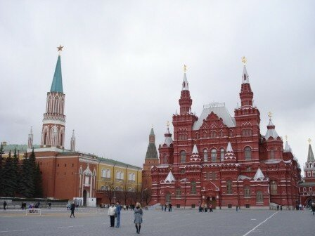 MOSCOU - La place rouge 0407 (3)