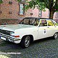 Opel admiral v8 de 1965 (paul pietsch classic 2014)