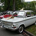 NSU Prinz 4 1963 Baden Baden (1)