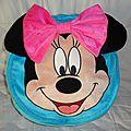 Minnie Mouse Petit pouf (2)