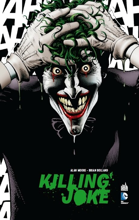 Urban Comics : Batman the killing joke