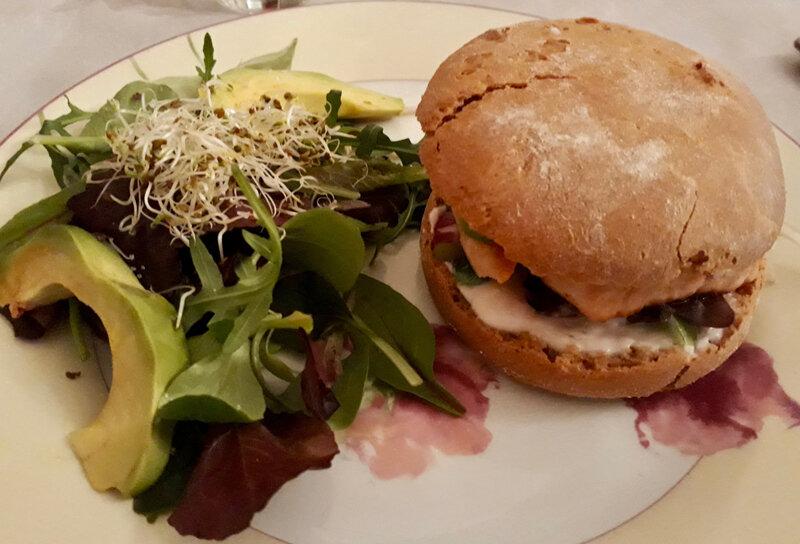 pain burger IG bas