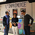 Des livres imprimés en 10 minutes à l'espace culture du leclerc de dinan