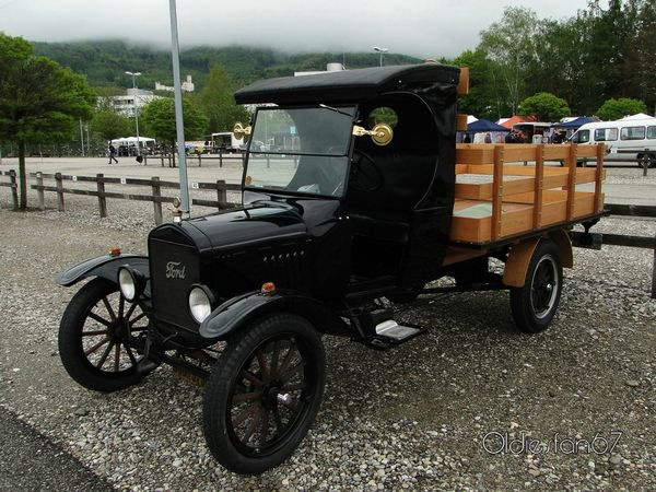 ford model t truck des annees 20 a