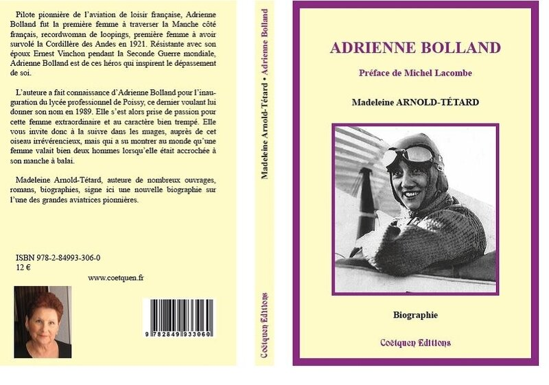 COUVERTURE ADRIENNE BOLLAND