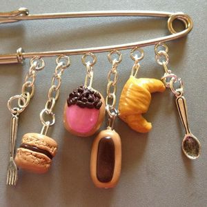 broche patissiere