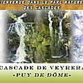 Série Cascades : Veyreras
