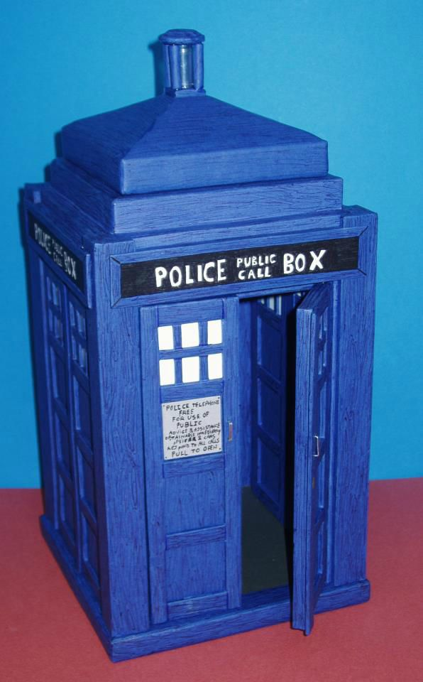 le tardis du doctor who 2