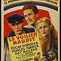 Le voilier maudit - ebb tide (1937)