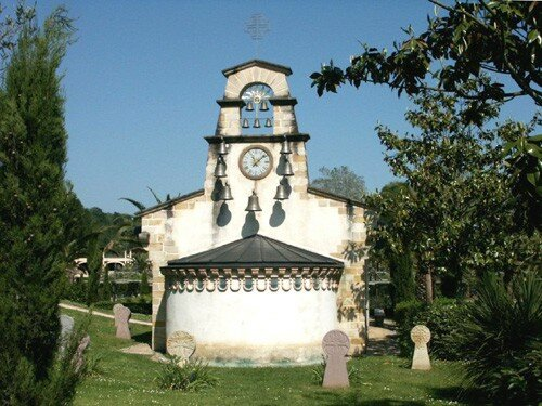 CAMBO Chapelle des Thermes