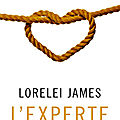 L'experte (de main de maître tome 3) ❉❉❉ lorelei james