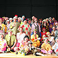 Printemps des clowns- Avril 2011