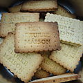 Biscuits façon
