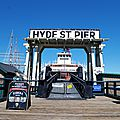 Hyde St Pier San Francisco