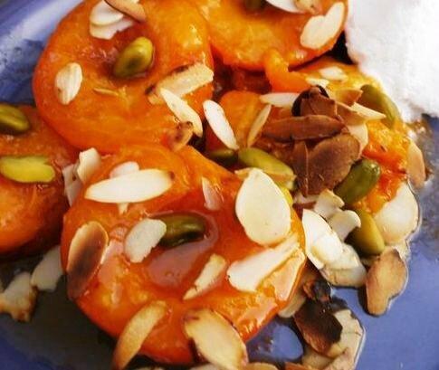 abricots rôtis (2)
