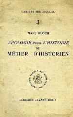 Marc Bloch Apologie (1)