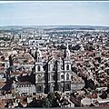 Nancy 2 - la cathédrale datée 1965