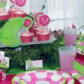 Décoration de table anniversaires