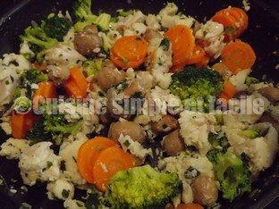 gratin de poisson légumes 04