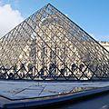 Le louvre... la pyramide de pey