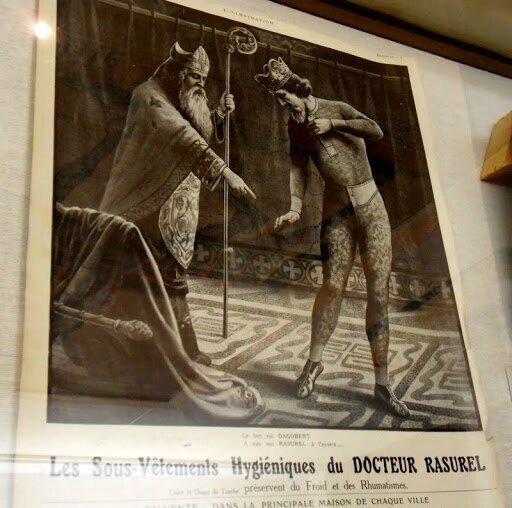 L'Histoire de France par la PUB 014