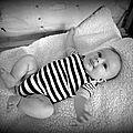 4 mois, petit choupinet !