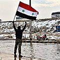 La guerre selon les rebelles «modérés» : charniers, torture, armes chimiques et boucliers humains.
