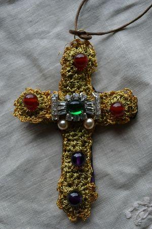 croix crochet 006