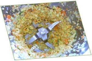 pavés de saumon, tagliatelles de légumes, sauce crémée au curry6