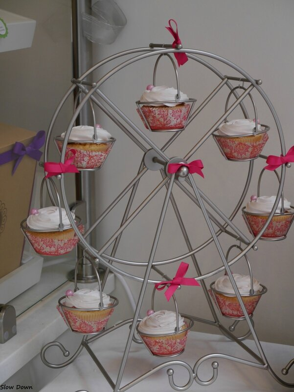 Gde Roue Cup Cake