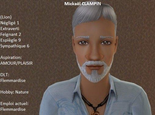 Mickaël Clampin