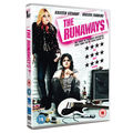 Différentes jacket du dvd runaways + clip des runaways + mc nally à propos de on the road
