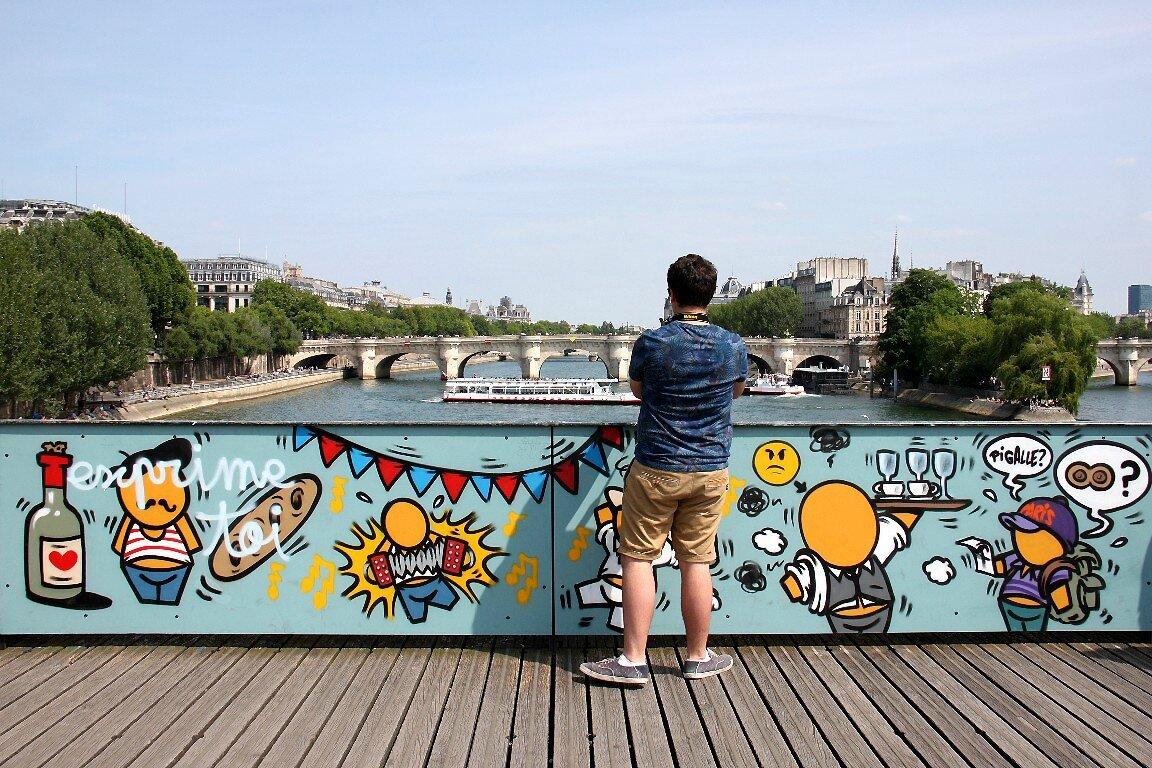Pont des arts, Jace_8916