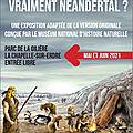 Neandertal à la chapelle-sur-erdre !