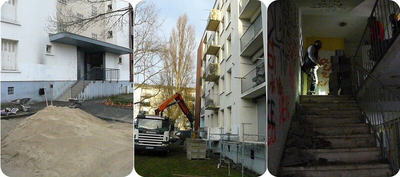 Quartier Drouot - 25 rue de la Navigation