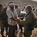 Palestine occupée: une soldate publie la photo sur twiter de deux palestiniens disparus depuis