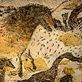 André leroi-gourhan et l'art préhistorique.