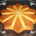 Gâteau à la noix de coco et citron vert