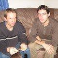 Witold et Antoine, sereins