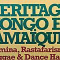 Héritage kongo du reggae en jamaïque