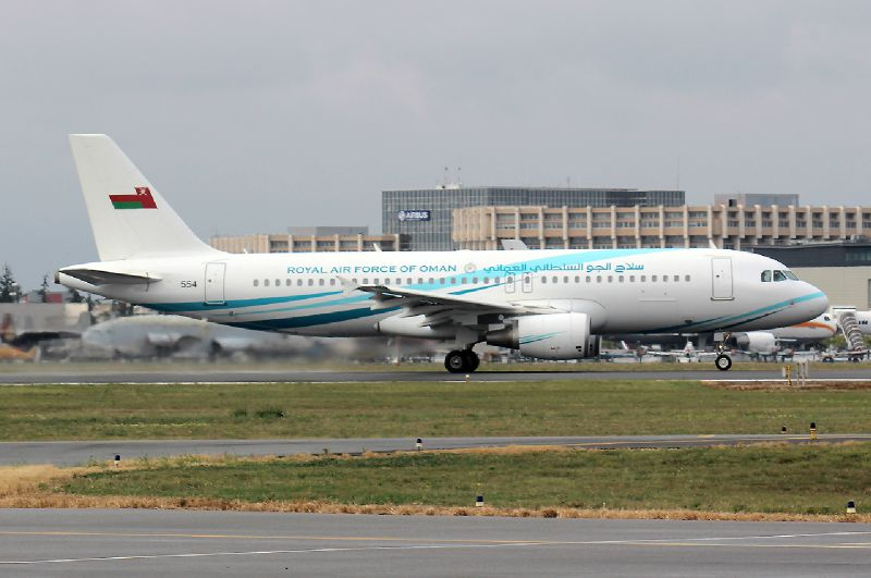 OMAN AIR FORCE