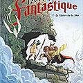 L'aventure fantastique, tome 1, le maître de la tour, de lylian et paul drouin (bd)