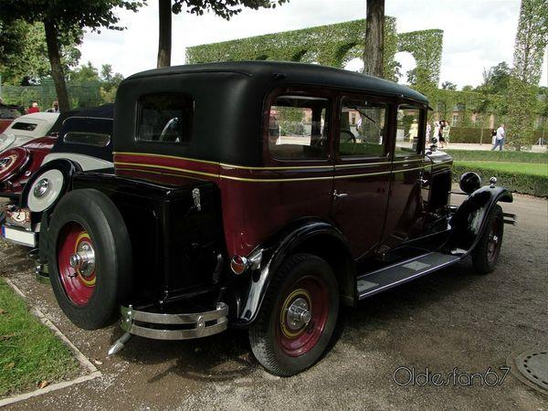 peugeot 183c limousine 1928 b