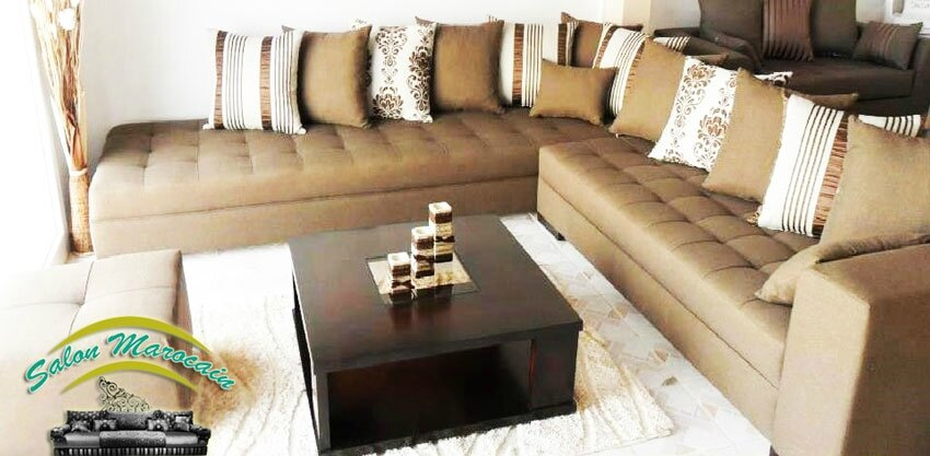 Best Sofa Salon Marocain Ideas - House Design - marcomilone.com